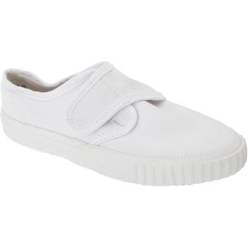 Chaussures Garçon Tennis Dek  Blanc
