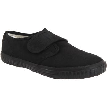 Chaussures Garçon Tennis Dek  Noir