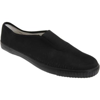 Chaussures Homme Tennis Dek Gusset Noir