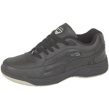 Chaussures Homme Baskets basses Dek Orleans Noir