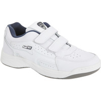 Chaussures Homme Baskets basses Dek Arizona Blanc