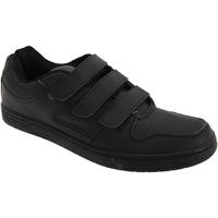 Chaussures Homme Baskets basses Dek Charing Cross Noir