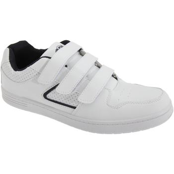 Chaussures Homme Baskets basses Dek Charing Cross Blanc
