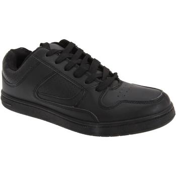 Chaussures Homme Baskets basses Dek Euston Noir