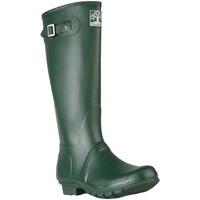 Chaussures Homme Bottes de pluie Woodland  Vert