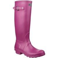 Chaussures Femme Bottes de pluie Cotswold Sandringham Rose