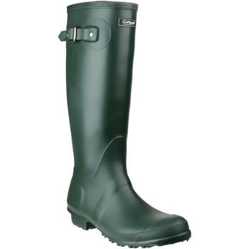 Chaussures Femme Bottes de pluie Cotswold Sandringham Vert