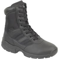 """Chaussures Homme Chaussures de sécurité Magnum Panther 8"""" Lace (55616) Noir"""