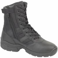 """Chaussures Homme Chaussures de sécurité Magnum Panther 8"""" Side Zip (55627) Noir"""