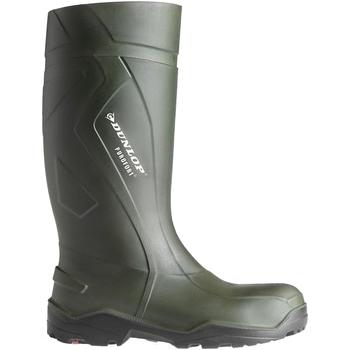 Dunlop Marque Bottes  C762933 Purofort+...