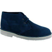 Chaussures Boots Cotswold Lace Up Bleu marine