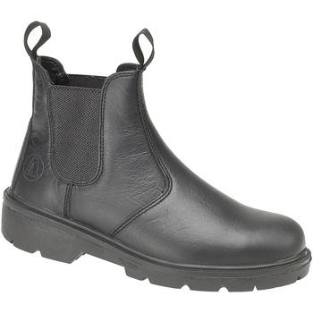 Chaussures Boots Amblers FS116 (BLACK) Noir