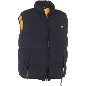 Vêtements Homme Gilets / Cardigans Caterpillar Insulated Noir