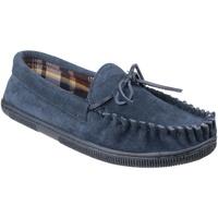 Chaussures Homme Mocassins Cotswold Alberta Bleu marine