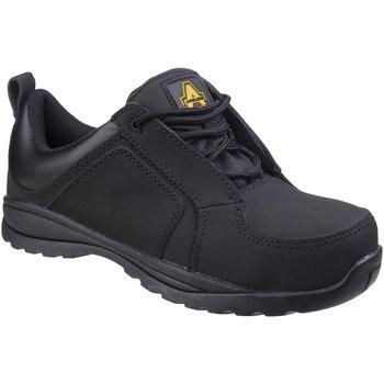 Chaussures Femme Chaussures de sécurité Amblers 59C S1P HRO Noir