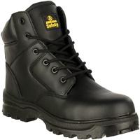 Chaussures Homme Chaussures de sécurité Amblers 006C S3 WP Noir