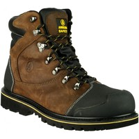 Chaussures Homme Boots Amblers 227 S3 WP Marron