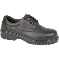 Chaussures Femme Derbies Amblers 121C S1P Noir