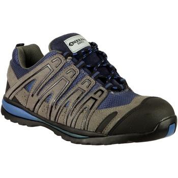 Chaussures Homme Randonnée Amblers 34C S1P HRO Bleu