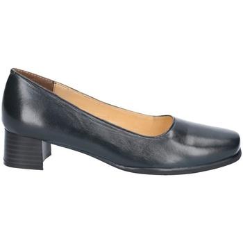 Chaussures Femme Escarpins Amblers Wide Fit Bleu marine
