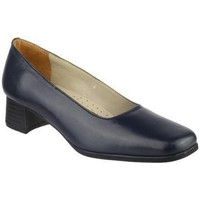 Chaussures Femme Escarpins Amblers Walford Bleu marine