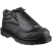 Chaussures Homme Mocassins Centek 333 S3 HRO METATARSAL Noir