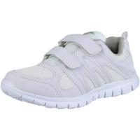 Chaussures Femme Baskets basses Mirak Milos Blanc