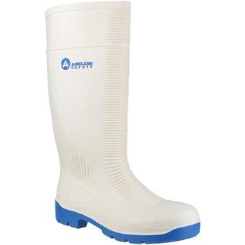 Chaussures Homme Chaussures de sécurité Amblers 98 SAFETY WELLINGTON Blanc