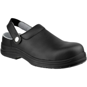 Chaussures Homme Sabots Amblers FS514 Safety Shoes Noir
