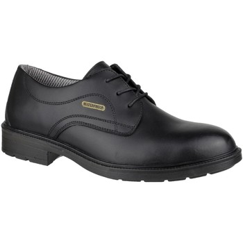 Chaussures Homme Derbies Amblers FS62 Waterproof Safety Shoes Noir