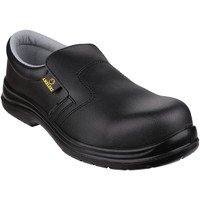 Chaussures Mocassins Amblers FS661 Safety Boots Noir