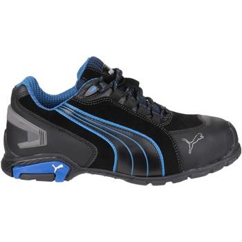Chaussures Homme Baskets basses Puma Rio Low Noir