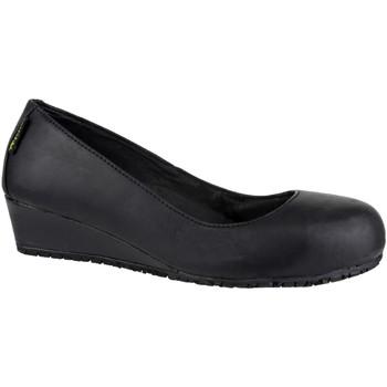 Chaussures Femme Bottes Amblers FS107 SB HEEL Noir