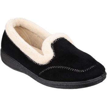 Chaussures Femme Chaussons Fleet & Foster Classic Noir