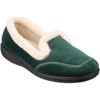 Chaussures Femme Chaussons Fleet & Foster Classic Vert
