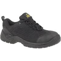 Chaussures Homme Chaussures de sécurité Amblers FS214 BLACK TRAINER SHOE Noir