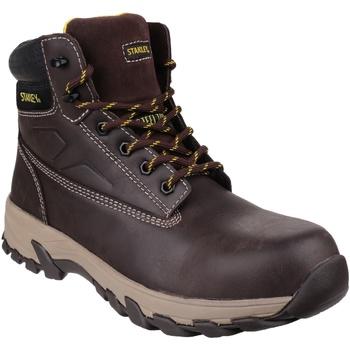 Chaussures Homme Chaussures de sécurité Stanley  Marron