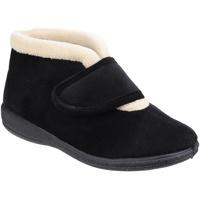 Chaussures Femme Chaussons Fleet & Foster Levitt Noir