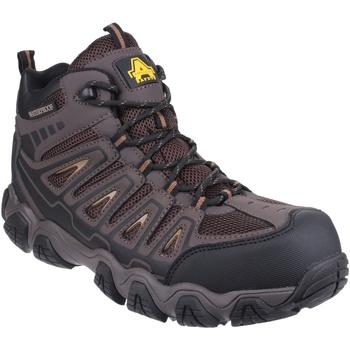 Chaussures Homme Randonnée Amblers Rockingham Marron