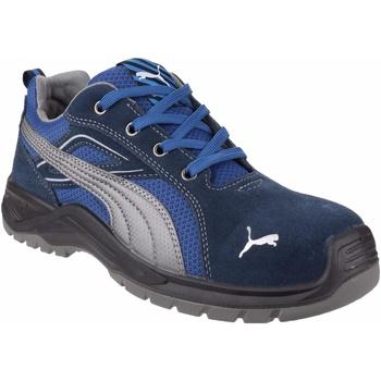 Chaussures Homme Baskets basses Puma  Bleu