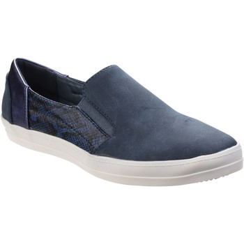 Chaussures Femme Slip ons Divaz Slip On Bleu