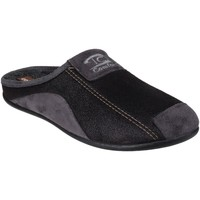 Chaussures Homme Chaussons Cotswold Slip On Noir