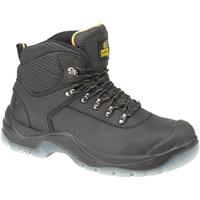 Chaussures Femme Chaussures de travail Amblers FS199 (BLACK) Noir