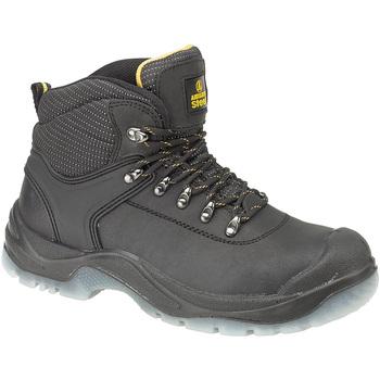 Chaussures Homme Chaussures de sécurité Amblers FS199 (BLACK) Noir