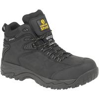 Chaussures Homme Chaussures de sécurité Amblers FS190 SAFETY Noir