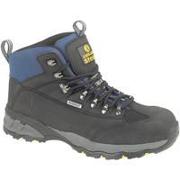 Chaussures Homme Chaussures de sécurité Amblers FS161 SAFETY Noir