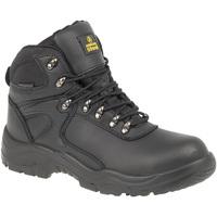 Chaussures Homme Chaussures de sécurité Amblers FS218 Safety Noir