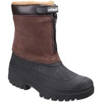Chaussures Femme Bottes de neige Cotswold Venture Marron