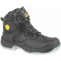 Chaussures Femme Chaussures de sécurité Amblers FS198 Safety Noir