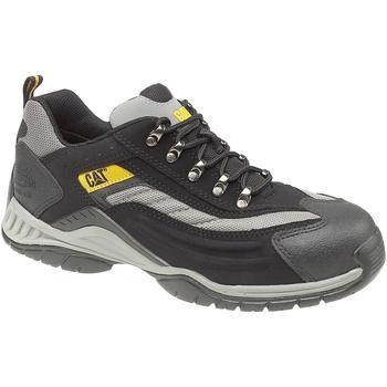 Chaussures Homme Chaussures de sécurité Caterpillar CAT Moor Noir